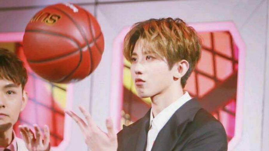 选了蔡徐坤惹恼了虎扑er们,但NBA真的不care