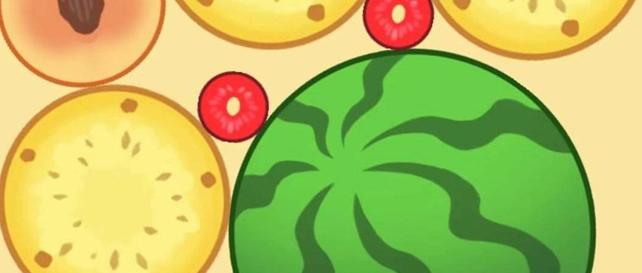 你看这个瓜又大又圆,装着满满的套路赚钱
