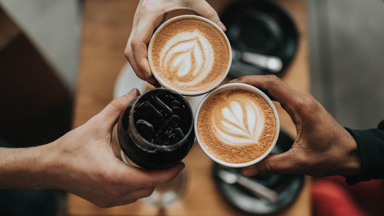 """品牌纷纷开辟""""第三空间"""",精品咖啡激战上海滩"""