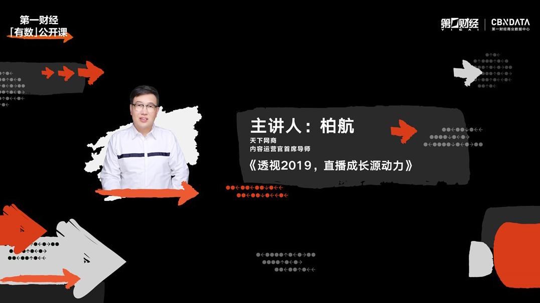 Part4.淘宝大学专场:透视2019,直播成长源动力
