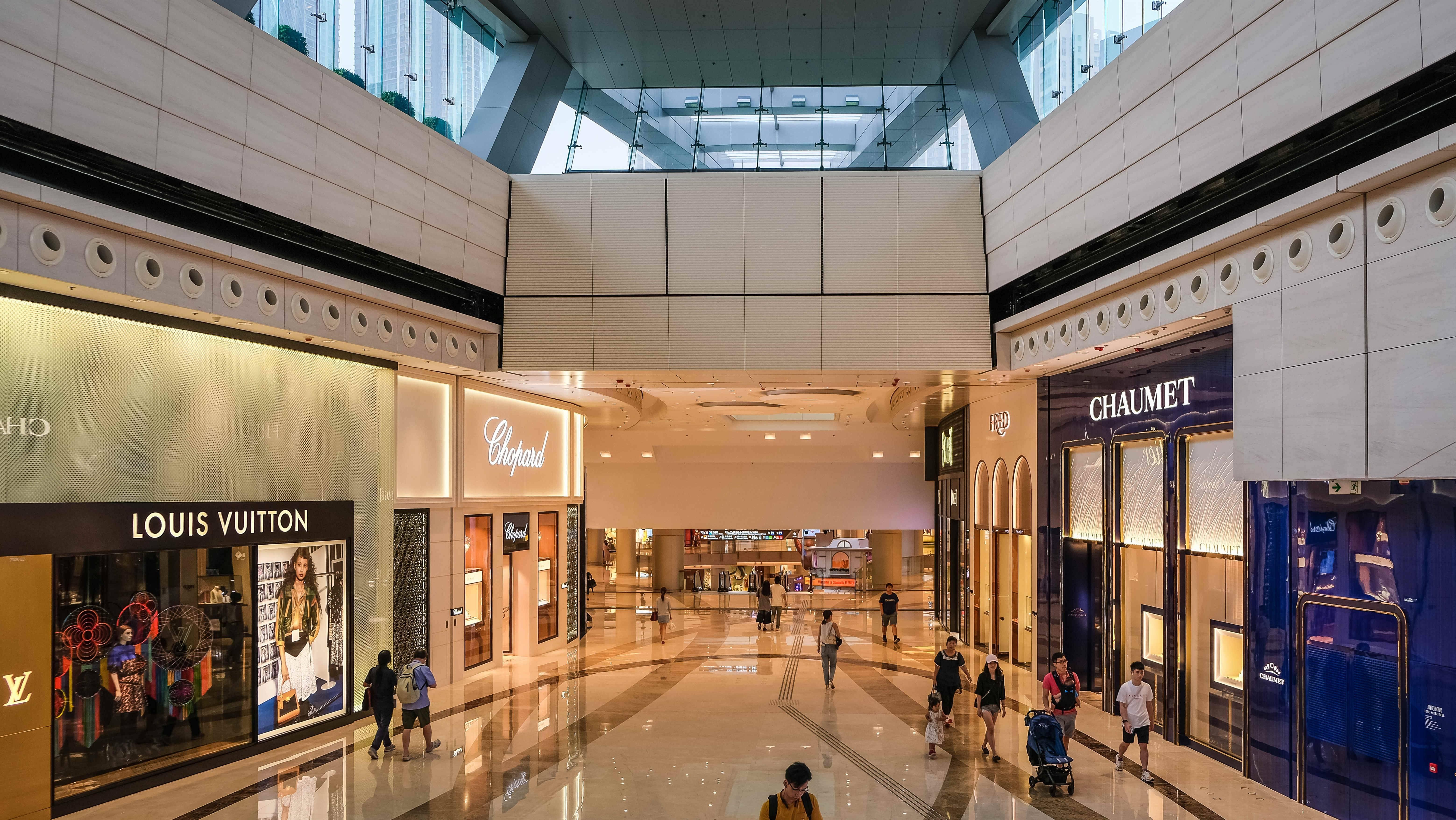 奢侈品想在中国做生意,免税店会是新机会吗?