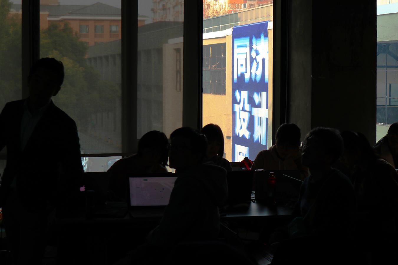 数据侠走进校园 | Tableau冠军遇上同济大学,如何将可视化进行到底?
