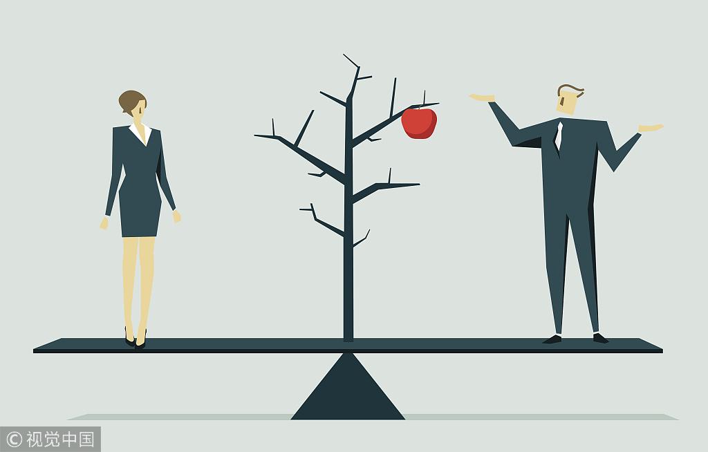 数据分析1382份简历:就业性别歧视真的存在吗?