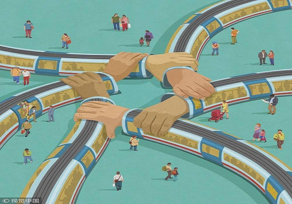 上海地铁商业要超香港?这里有4种发展姿势和3条建议